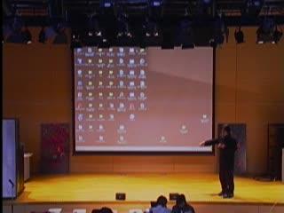 情報・生命が融合する総合舞台空間の芸術 ゲスト:河口洋一郎