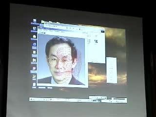 顔の情報学2-平均顔から顔空間へ