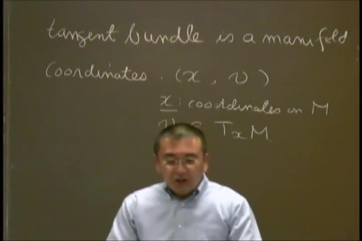 Vector bundles, Gauge Theory