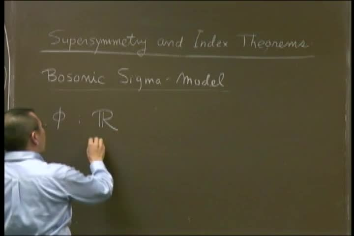 Supersymmetry and Index Theorems
