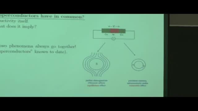 Exotic Superconductivity : discussion