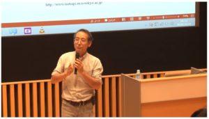 佐々木 敏先生の「栄養疫学の視点から」